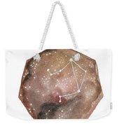 Libra Weekender Tote Bag