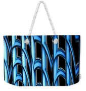 Library Abstract Weekender Tote Bag