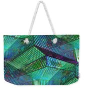 Library Angles Weekender Tote Bag