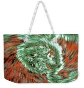 Lichen On Granite Weekender Tote Bag