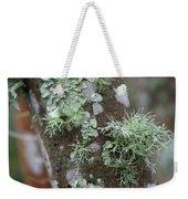 Lichens 4 Weekender Tote Bag