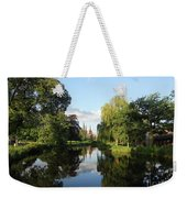 Lichfield Cathedral Reflectons Weekender Tote Bag