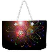 Light And Energy Weekender Tote Bag
