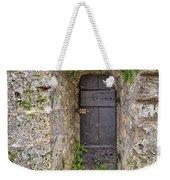 Lichtenstein Castle Door Weekender Tote Bag