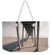 Lido Beach In Spring Weekender Tote Bag