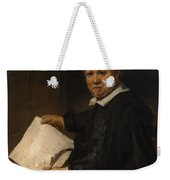 Lieven Willemsz Van Coppenol Born About 1599 Died 1671 Or Later Weekender Tote Bag