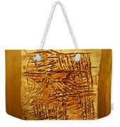 Life - Tile Weekender Tote Bag