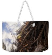 Life By The River Weekender Tote Bag by David Lee Thompson