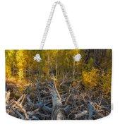Life-death-and-renewal Weekender Tote Bag