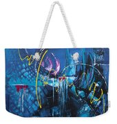 Life Energy Weekender Tote Bag