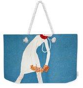 Life: Hold Em, 1925 Weekender Tote Bag