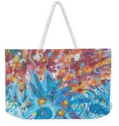 Life Ignition Mural V1 Weekender Tote Bag