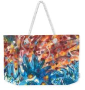 Life Ignition Mural V3 Weekender Tote Bag