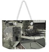 Life In A Ghost Town Weekender Tote Bag
