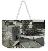 Life In A Ghost Town Weekender Tote Bag