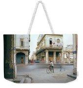 Life In Cuba Weekender Tote Bag