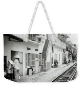 Life In Hanoi Weekender Tote Bag