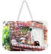 Life In Robin Hoods Bay Weekender Tote Bag