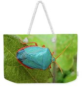 Life In The Cloud Forest 4 Weekender Tote Bag