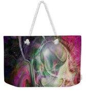 Life In Your Soul Weekender Tote Bag