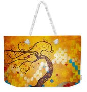 Life Is A Ball Weekender Tote Bag