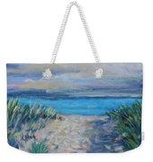 Life Is A Beach Weekender Tote Bag