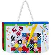 Life Is A Puzzle Weekender Tote Bag
