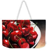 Life Is.... Weekender Tote Bag by Angela Armano