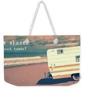 Life Is Short Buy The Beach House Mug Weekender Tote Bag