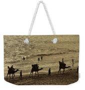 Life Near The Arabian Sea Weekender Tote Bag