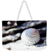 Life Of A Shell In Eleuthera Weekender Tote Bag