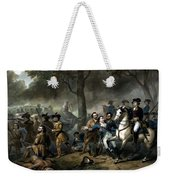 Life Of George Washington - The Soldier Weekender Tote Bag