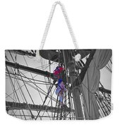 Life On The Ropes Weekender Tote Bag