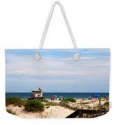 Lifeguard On Duty Weekender Tote Bag