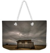 Lifeguard Shack Weekender Tote Bag by Evelina Kremsdorf