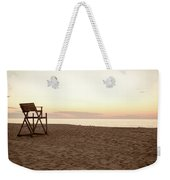 Lifeguard Stand Weekender Tote Bag