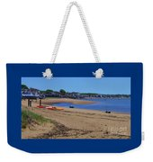 Life's A Beach In Provincetown Cape Cod Weekender Tote Bag