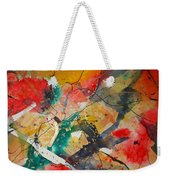 Lifes Little Cracks Weekender Tote Bag