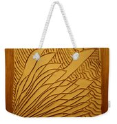 Lifes Run - Tile Weekender Tote Bag
