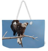 Lift Your Wings Weekender Tote Bag