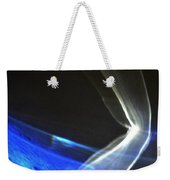 ''light And Blue Disc No.103'', Thu--17sep2015 Weekender Tote Bag