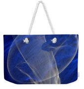 Light And Blue Disc No.106, Thu--17sep2015 Weekender Tote Bag