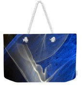 ''light And Blue Disc No.107'', Thu--17sep2015 Weekender Tote Bag