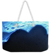 ''light And Blue Disc No.75'', Fri--23oct2015 Weekender Tote Bag