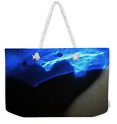 ''light And Blue Disc No.77'', Fri--23oct2015 Weekender Tote Bag