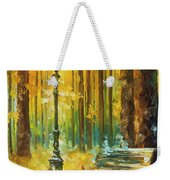 Light And Passion Weekender Tote Bag