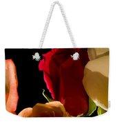 Light And Roses Weekender Tote Bag