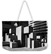 Light And Shadow 4 Weekender Tote Bag