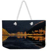 Light And Shadows Weekender Tote Bag