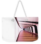 Light At End Of Tunnel Weekender Tote Bag